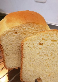 HBで!!薄力粉のウマうま食パン♪