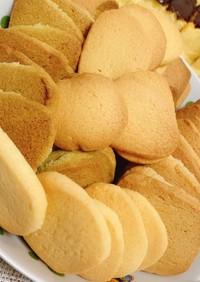 簡単アイスボックスバタークッキー♡