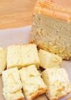 薄力粉で豆腐パン◎ノンオイル◎HB