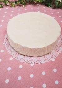 簡単手作りバニラアイスケーキ土台