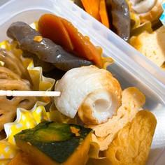 お弁当の隙間に☆ちくチーズ☆冷凍保存