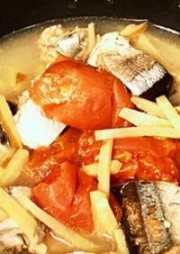 7日ダイエット☆さんまのサッパリ梅煮