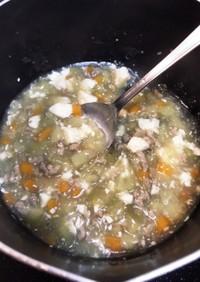 麻婆茄子豆腐(離乳食後期)