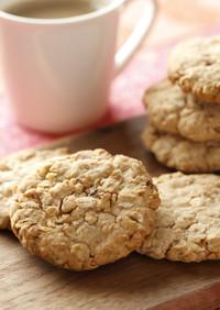 大麦ココナッツクッキー
