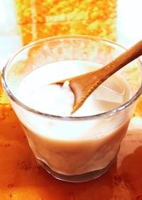 自家製 甘酒豆乳