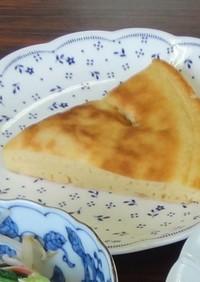 糖質オフおやつ 高野豆腐入りパンケーキ