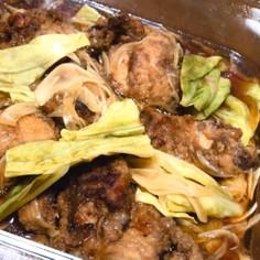 【簡単】鶏肉とキャベツの南蛮漬け♪