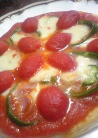 ピザじゃなくてピッツァ
