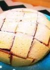 焼かないドームケーキ♪