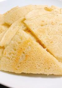 ばあちゃんの味♡小麦粉と水だけ簡単おやつ
