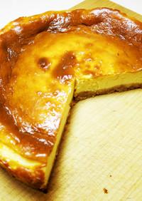 パティシエが作る★ベイクドチーズケーキ