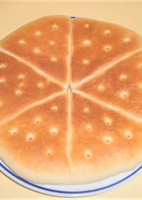 バターを使わないパン フォカッチャ