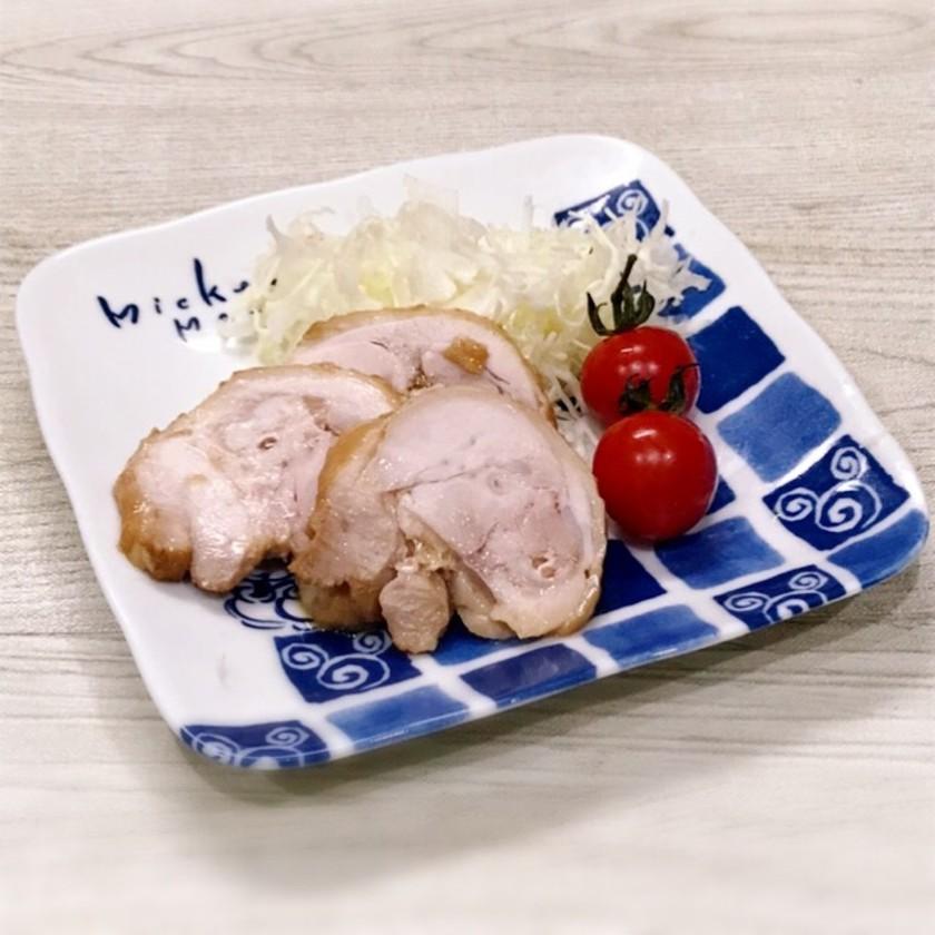 炊飯器で鶏チャーシュー