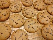 簡単!!チョコチップクッキーの写真