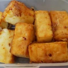 簡単!厚揚げのオイマヨチーズ焼き