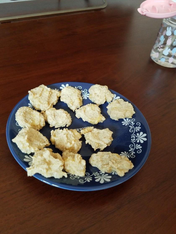 粉ミルク消費☆バナナおからソフトクッキー