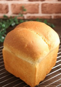 簡単!食パン☆牛乳はちみつ卵使用