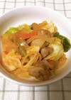野菜ジュースを使ったタッカルビ風