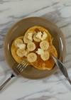 小麦粉&BPなしのヘルシーパンケーキ