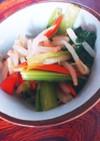 あと1品★もやしと小松菜のナムル
