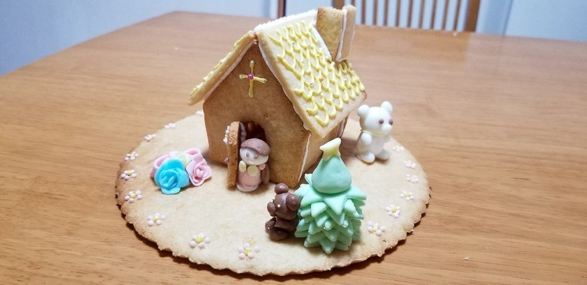 クッキーやヘクセンハウスの☆アイシング☆