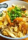 鰻のタレで炊き込みご飯