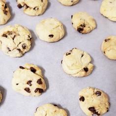 サクほろチョコチップクッキー