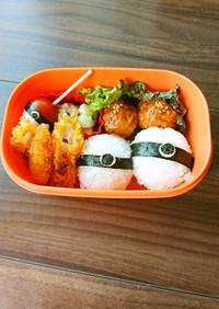 幼稚園お弁当ポケモン簡単おいしいキャラ弁