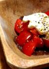プチトマトのプチサラダ