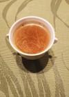 新玉のコンソメスープ
