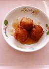 【保育所給食】豆腐の揚げ団子