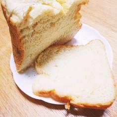 HBで薄力粉だけ!ふわふわ食パン