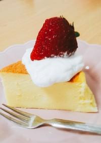 ケチではないのよ!スライスチーズケーキ