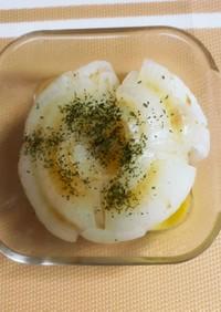 丸ごと新玉バター醤油