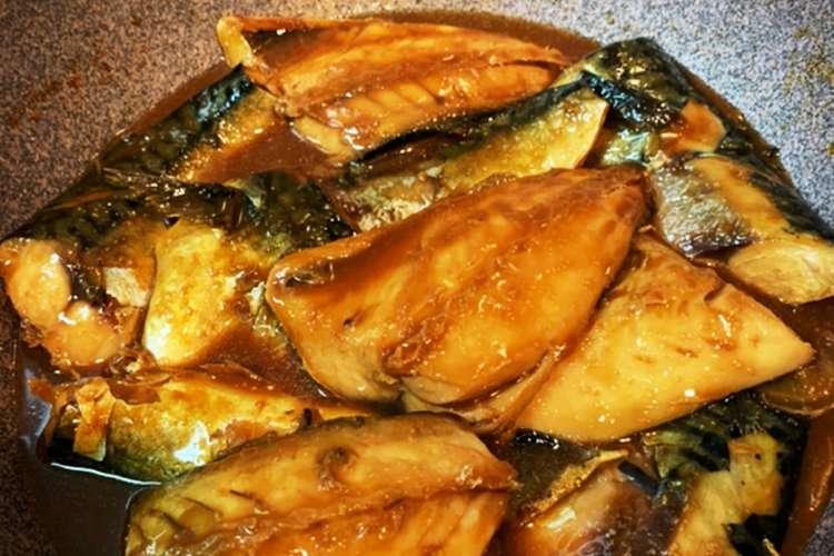 塩 サバ 味噌 煮 ☆フライパンで簡単☆サバの味噌煮 by mikkorasan