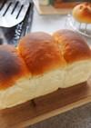 簡単手捏ね ミニ食パン