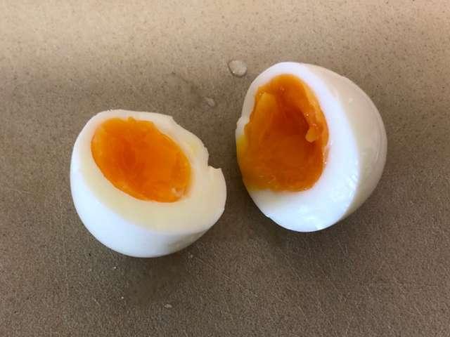 ゆで 卵 固 茹で 時間