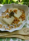 高野豆腐のココナッツミルク煮