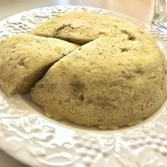 ダイエットにバナナおから蒸しパン