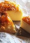 糖質オフのスフレチーズケーキ
