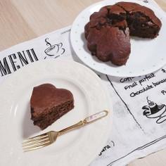 チョコ◆コーヒーケーキ