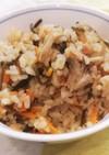 超簡単!味付なし!鮭昆布の炊き込みご飯