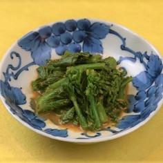 青菜の胡麻和え