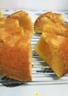 ホットケーキミックスの簡単炊飯器ケーキ