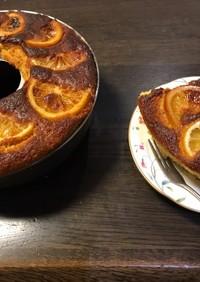 バウンドケーキ (れもんとくるみ)