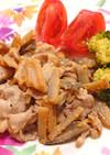 簡単レシピ*豚肉とレンコンのマヨ味噌炒め
