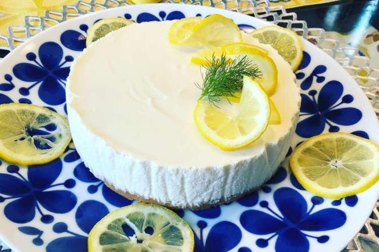 チーズ ケーキ レモン