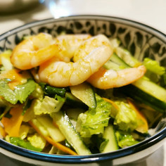 サラダ感覚アジアン麺