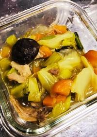 2歳の娘も完食!豚肉と野菜の中華風炒め煮