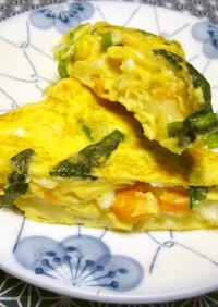京風✿ふくさ焼き(卵焼き)